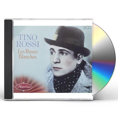 Tino Rossi LES ROSES BLANCHES CD