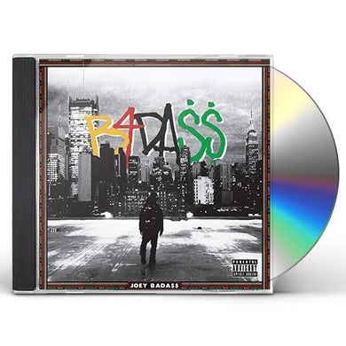 Joey Badass B4.DA.SS CD