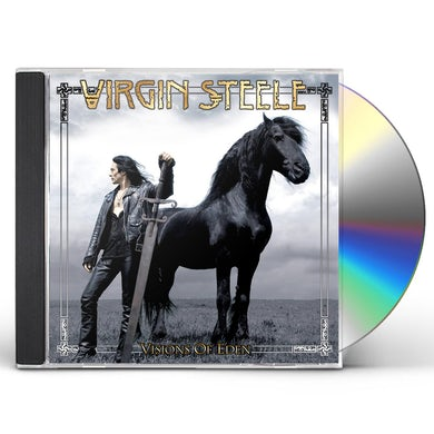 Virgin Steele VISIONS OF EDEN CD