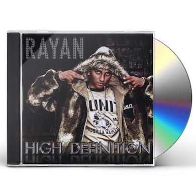 Rayan HIGH DEFINITION CD