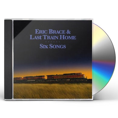 Eric Brace SIX SONGS CD