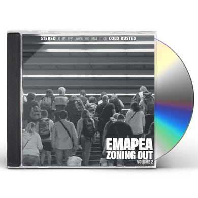 EMAPEA ZONING OUT VOL. 2 CD