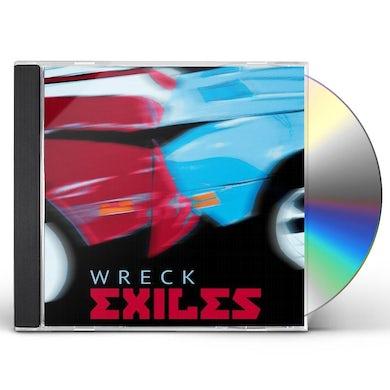 Exiles WRECK CD