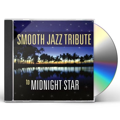 Smooth Jazz All Stars MIDNIGHT STAR SMOOTH JAZZ TRIBUTE CD