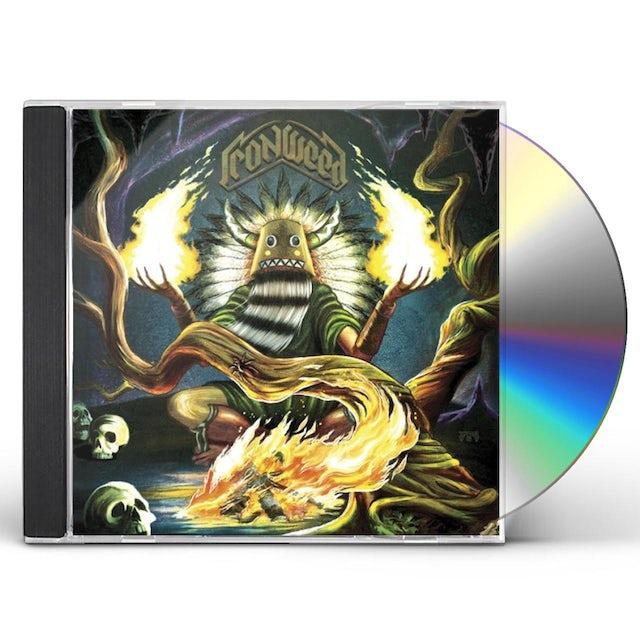 Ironweed INDIAN LADDER CD