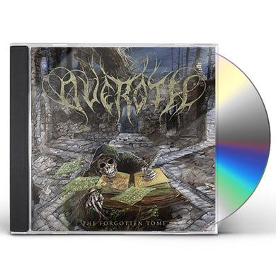 Overoth FORGOTTEN TOME CD