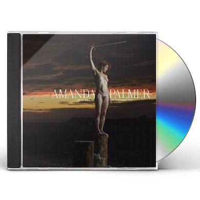 Amanda Palmer THERE WILL BE NO INTERMISSION CD
