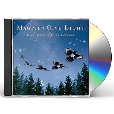 Magpie GIVE LIGHT CD