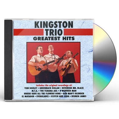 Kingston Trio GREATEST HITS CD