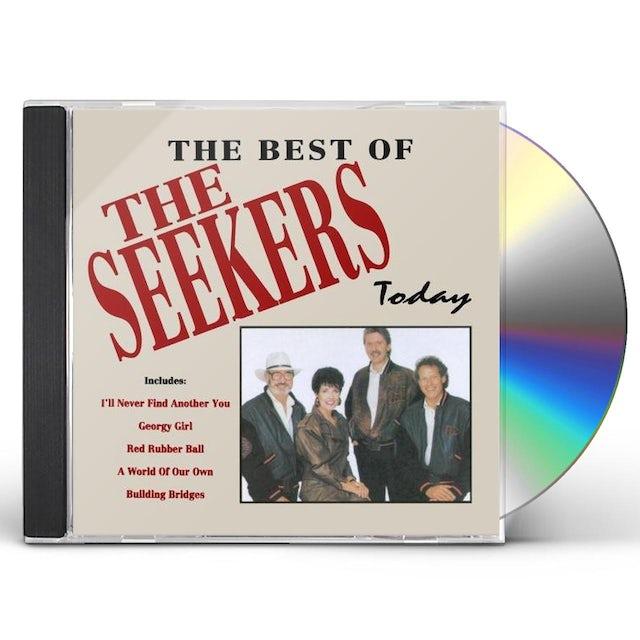 Seekers BEST OF CD