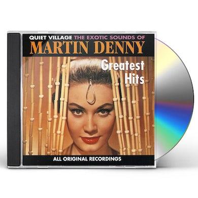 Martin Denny GREATEST HITS CD