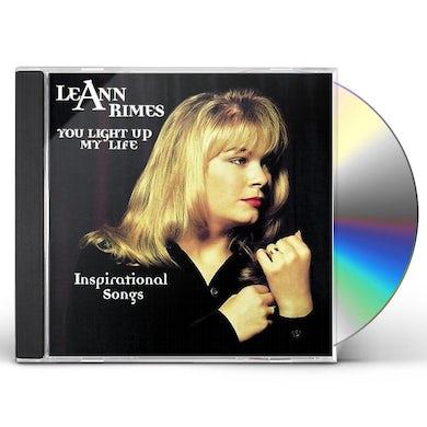 LeAnn Rimes YOU LIGHT UP MY LIFE: INSPIRATIONAL SONGS CD