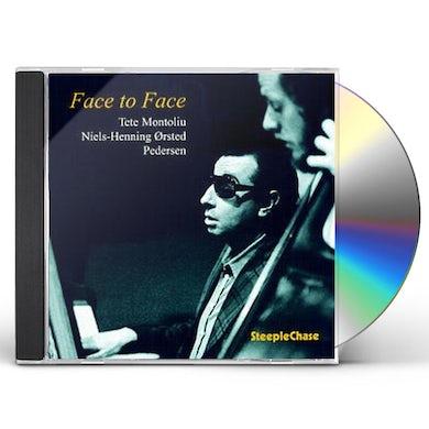 Tete Montoliu FACE TO FACE CD