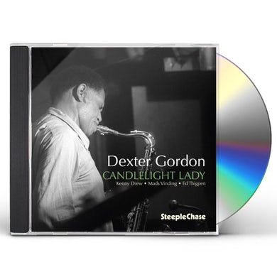 Dexter Gordon CANDLELIGHT LADY CD