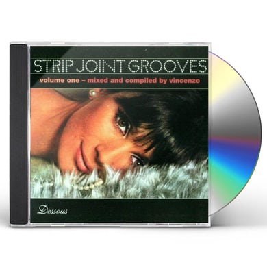 Vincenzo STRIP JOINT GROOVES 1 CD