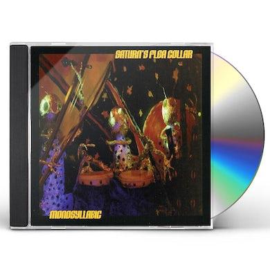 Saturn'S Flea Collar MONOSYLLABIC CD