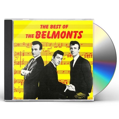 Belmonts BEST OF (25 CUTS) CD