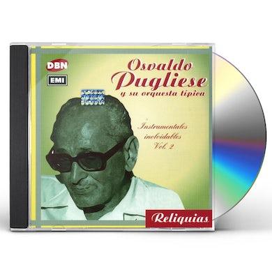VOL. 2-INSTRUMENTALES INOLVIDABLES CD