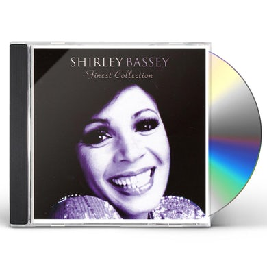Shirley Bassey FINEST COLLECTION CD