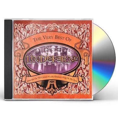 Lindisfarne BEST OF CD