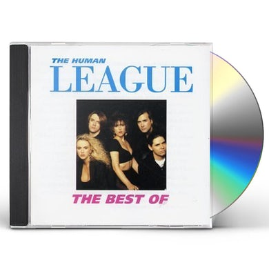 The Human League BEST OF CD