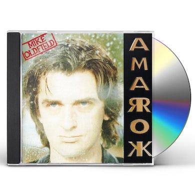 Mike Oldfield AMAROK CD