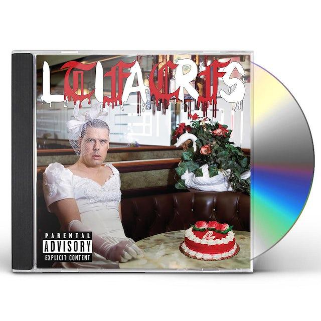 Liars TFCF CD