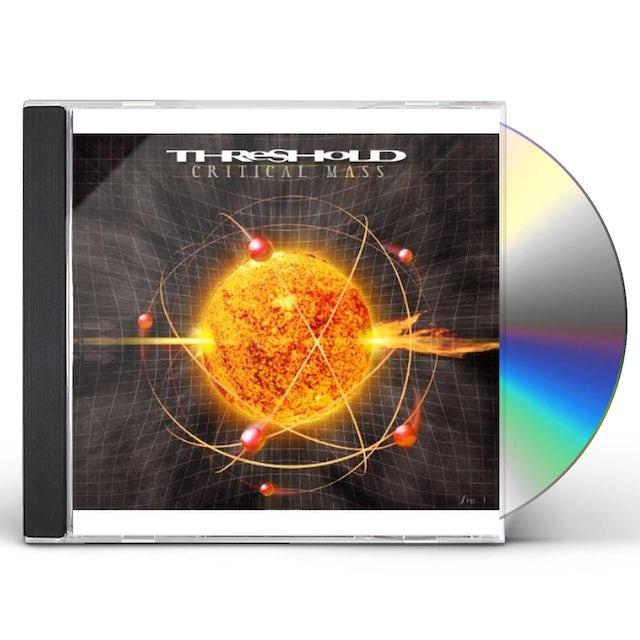 Threshold CRITICAL MASS: DEFINITIVE EDITION CD