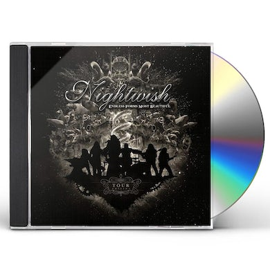 Nightwish ENDLESS FORMS MOST BEAUTIFUL TOUR EDITION CD