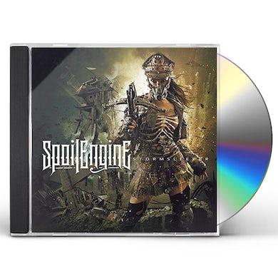 STORMSLEEPER CD