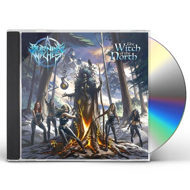 Burning Witches WITCH OF THE NORTH CD