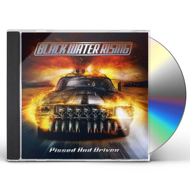 PISSED & DRIVEN CD