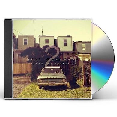 Slakah the Beatchild SOUL MOVEMENT 2 CD
