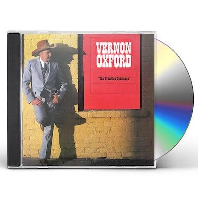 Vernon Oxford TRADITION CONTINUES CD