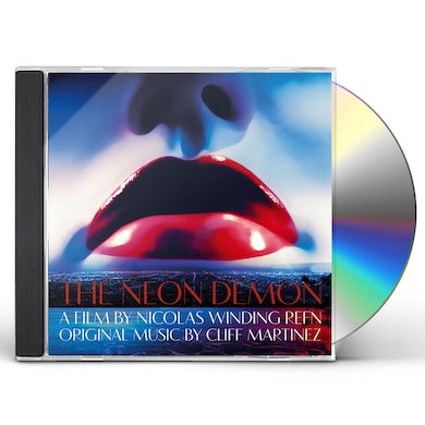 Cliff Martinez NEON DEMON / Original Soundtrack CD