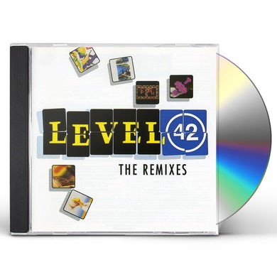 Level 42 REMIXES CD