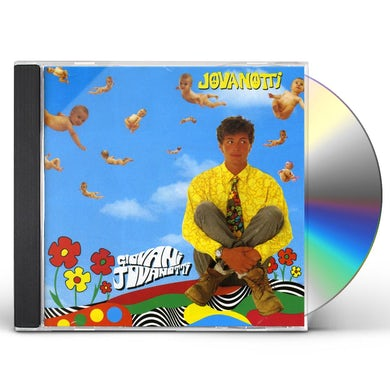 GIOVANI JOVANOTTI CD