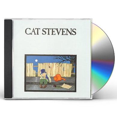 Yusuf / Cat Stevens TEASER & THE FIRECAT CD