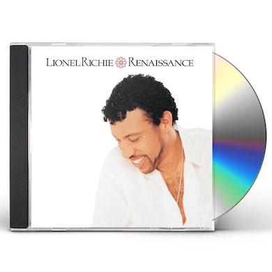 Lionel Richie RENAISSANCE CD