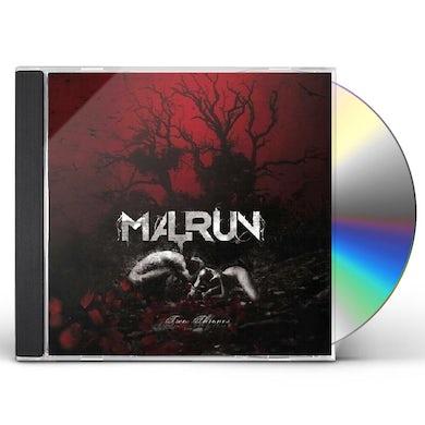 Malrun TWO THRONES CD