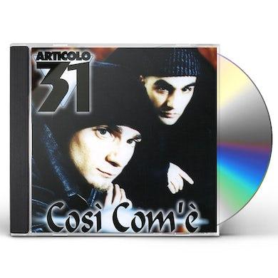 Articolo 31 COSI COM E CD