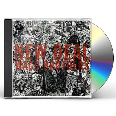 Waco Brothers NEW DEAL CD