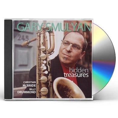 Gary Smulyan HIDDEN TREASURES CD