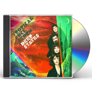 Tropical Fuck Storm DEEP STATES CD