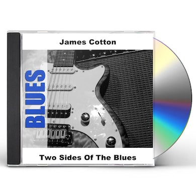 James Cotton TWO SIDES OF THE BLUES CD