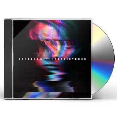 Kingcrow THE PERSISTENCE CD