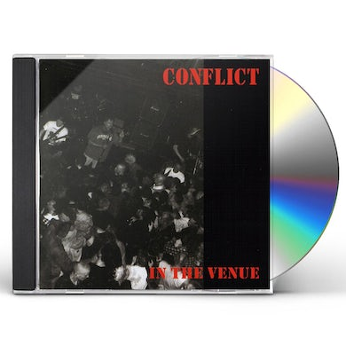 Conflict IN THE VENUE CD