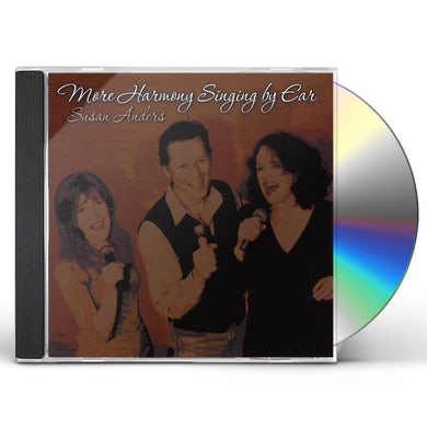 Susan Anders MORE HARMONY SINGING BY EAR CD