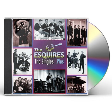 Esquires SINGLES PLUS CD