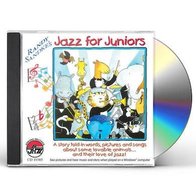 Randy Sandke JAZZ FOR JUNIORS CD